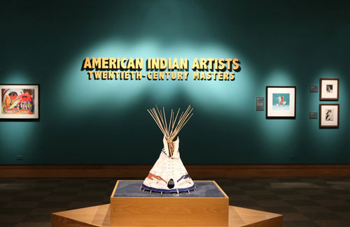 American Indian Artists