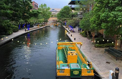 Water Taxi | Bricktown Canal